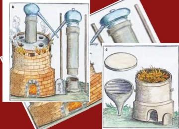kaca, kartun islam, pembuatan kaca