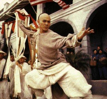 wong fei hung, jet li